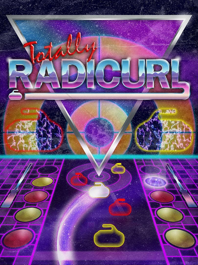 Totally Radicurl Poster